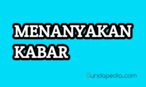 Cara Menanyakan Kabar dengan Bahasa Sunda