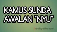 Kamus Sunda Indonesia NYU