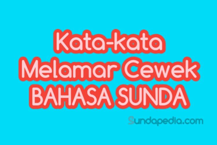 Kata Kata Bahasa Sunda Rendah Hati   Cahunit.com