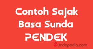 Contoh Sajak Basa Sunda Pendek