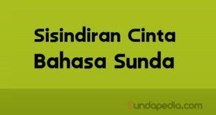 Sisindiran cinta bahasa Sunda