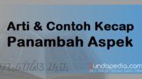 Arti dan Contoh Kecap Panambah Aspek (Tualitas) Bahasa Sunda