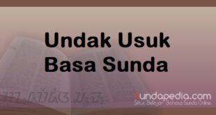 Pentingnya Undak Usuk Basa dalam Percakapan Bahasa Sunda