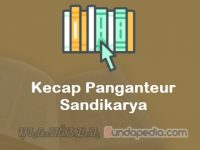 Contoh Kecap Panganteur Sandikarya dan Kalimatnya