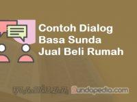 Contoh Percakapan Bahasa Sunda Jual Beli Rumah